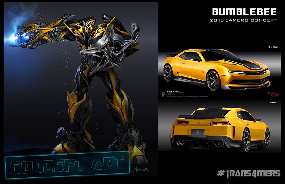 transformers age of extinction bumblebee concept art 40572