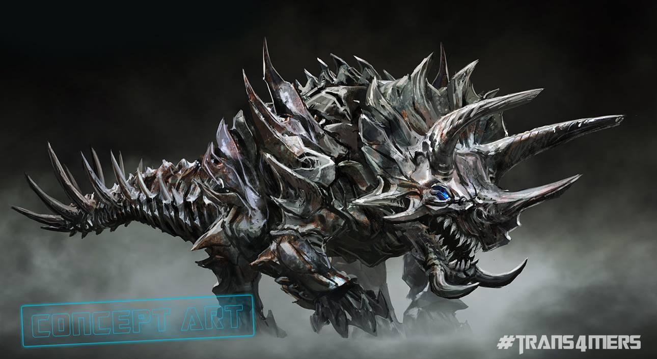 transformers age of extinction concept art bruticusnet