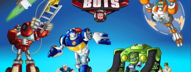 Transformers Rescue Bots Season 3 On Netflix