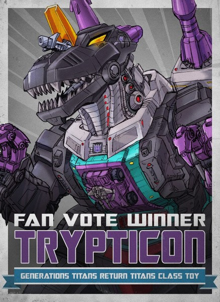 Trypticon Fan Vote
